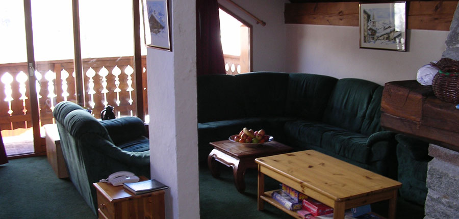 Chalet Etoile des Neiges lounge